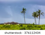 Bekal Fort In A Cloudy Day ....
