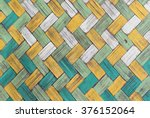 Wood Bamboos Wicker Texture...