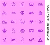 sufficient economy violet line