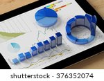 diagram analysis with many... | Shutterstock . vector #376352074