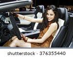 paris  france   march 2nd ... | Shutterstock . vector #376355440