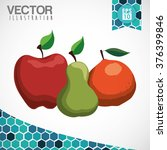 organic product design  | Shutterstock .eps vector #376399846