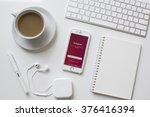 chiang mai  thailand   feb 13... | Shutterstock . vector #376416394