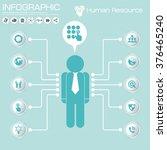 business management  strategy... | Shutterstock .eps vector #376465240