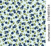 colored vector seamless pattern ... | Shutterstock .eps vector #376485514