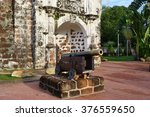 malacca  malaysia  29 january... | Shutterstock . vector #376559650