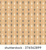 vector seamless colorful ethnic ... | Shutterstock .eps vector #376562899