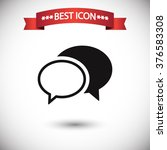 chat speech icon vector  chat...
