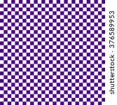 Small Checkerboard Pattern