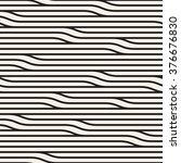 vector seamless pattern. modern ... | Shutterstock .eps vector #376676830