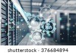 icon. | Shutterstock . vector #376684894
