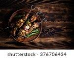 kebab | Shutterstock . vector #376706434