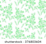 floral seamless background... | Shutterstock .eps vector #376803604