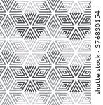 vector silver gold pattern.... | Shutterstock .eps vector #376830154