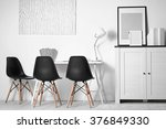 room interior with picture ... | Shutterstock . vector #376849330