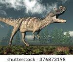 Ceratosaurus Dinosaur   3d...