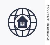 house  icon  vector...