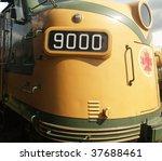 1947 Ge Diesel Electric...