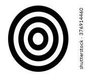 target  vector illustration... | Shutterstock .eps vector #376914460