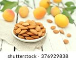kernels with apricots  toned | Shutterstock . vector #376929838