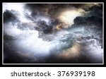 artistic abstraction on the... | Shutterstock . vector #376939198