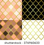 tony abstract backgrounds set.... | Shutterstock . vector #376960633