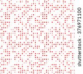 circle abstract pattern.dotted... | Shutterstock .eps vector #376971100