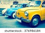 istria  croatia   april  9 ... | Shutterstock . vector #376986184