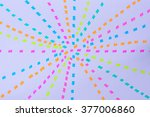 abstract and texture of art... | Shutterstock . vector #377006860