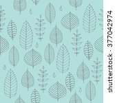 vector seamless pattern in soft ... | Shutterstock .eps vector #377042974