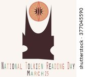 National Tolkien Reading Day - Funny Unofficial Holiday Collection - 169