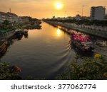 hochiminh city  vietnam  ... | Shutterstock . vector #377062774