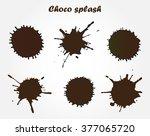 Chocolate Splashes Set.splashe...