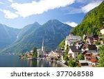 hallstatt | Shutterstock . vector #377068588