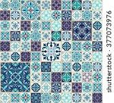 vector seamless texture.... | Shutterstock .eps vector #377073976