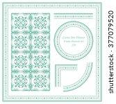 Vintage Frame Pattern Set 229...