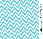 blue chevron pattern | Shutterstock . vector #377097190