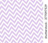 Lavender Chevron Pattern