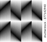 seamless vertical stripe... | Shutterstock .eps vector #377142940