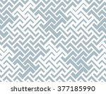 the geometric pattern by... | Shutterstock .eps vector #377185990