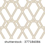 Abstract Geometric Pattern By...