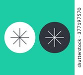 vector illustration of thin...