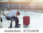 problem with transportation ... | Shutterstock . vector #377212078