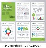 infographic icon design  | Shutterstock .eps vector #377229019