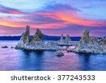 Tufa Formations In Mono Lake ...