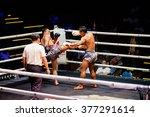 bangkok  february 6  krudam... | Shutterstock . vector #377291614