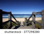 Coffs Harbor Boardwalk To Beach