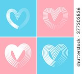 heart icon picture vector eps10 ...   Shutterstock .eps vector #377303836