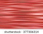elegant abstract horizontal red ... | Shutterstock . vector #377306314