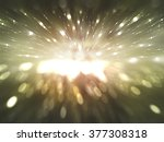 abstract gold background.... | Shutterstock . vector #377308318